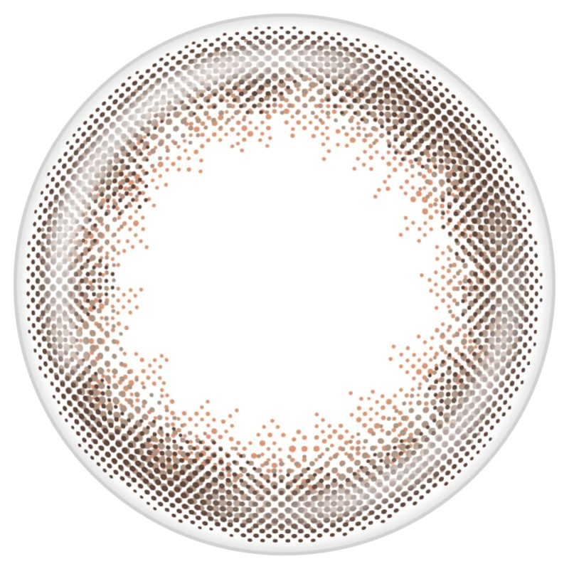 マンダリンブルームのレンズデザイン画像