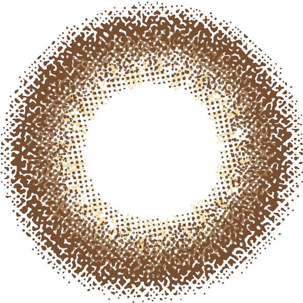 バーガンディーロストのレンズデザイン画像