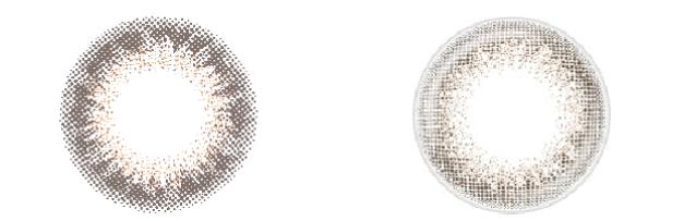 ナチュラル系カラコンのイメージ画像