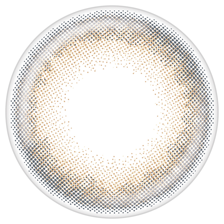 メルティアンバーのレンズデザイン画像
