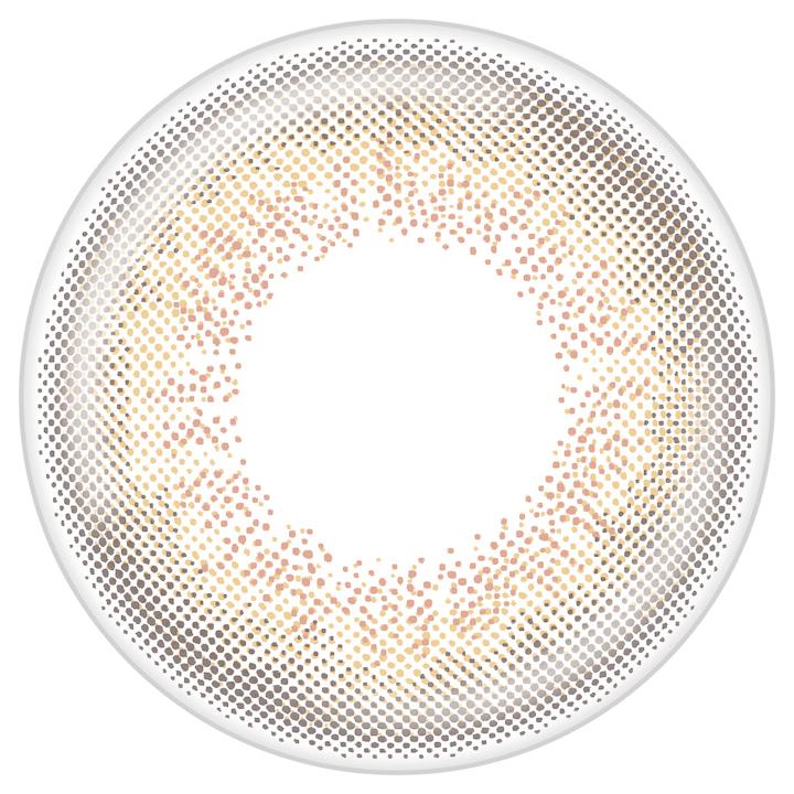 サニーブラウン13.2のレンズデザイン画像