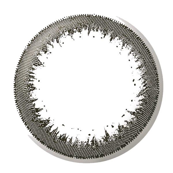 グリベージュのレンズデザイン画像