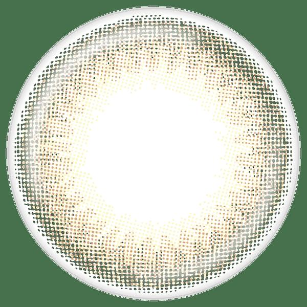 シトラスブラウンのレンズデザイン画像