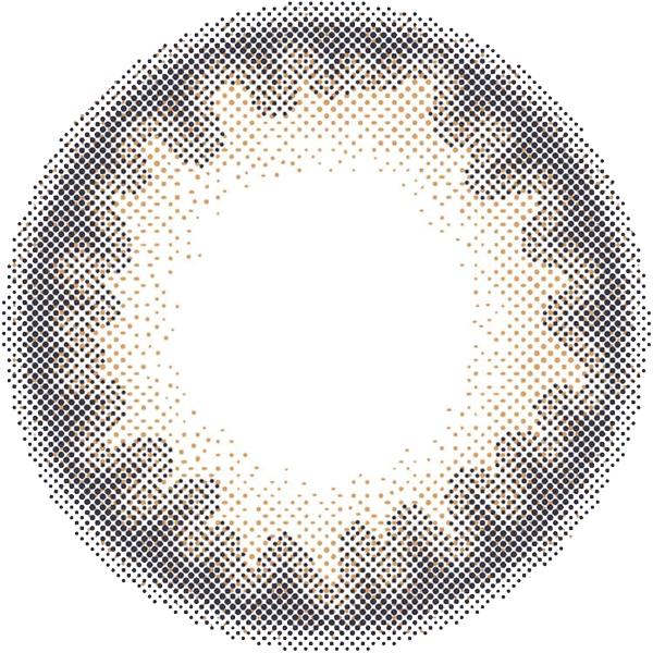 ウィンターリーフのレンズデザイン画像