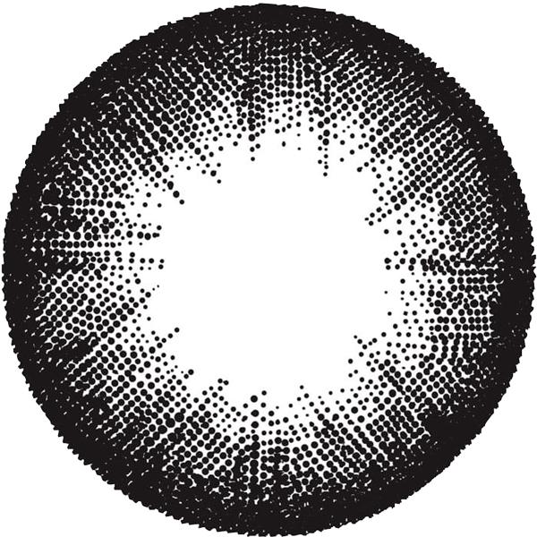 スウィートブラックのレンズデザイン画像